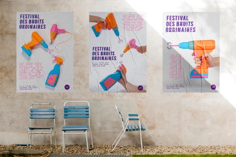 paper art noise festival